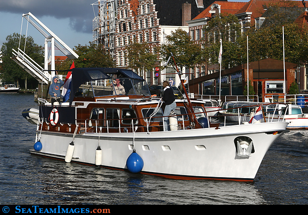Cruising on the River Spaarne