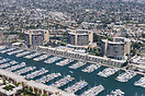 Marina Del Ray, LA, Located 5km North West of Los Angeles Airport