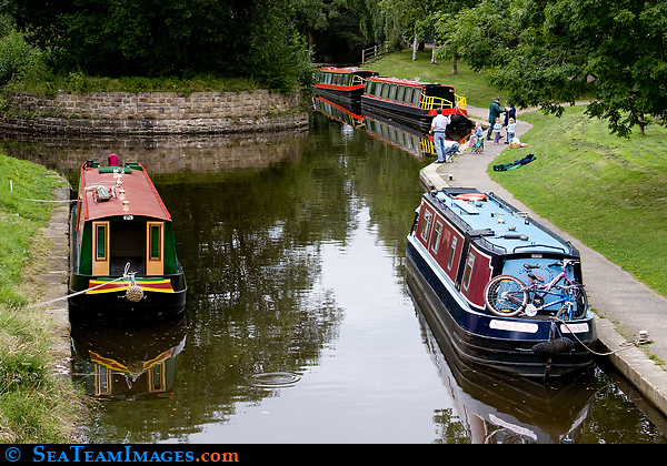 Buy Narrow Boats : The Boat Lake