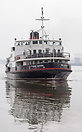 The famous Mersey Ferries still provide a valuable transport service f...