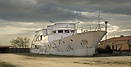 The old yatch of Francisco Franco, Spanish dictator between 1939 - 197...