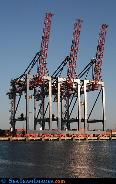 New York Container Port