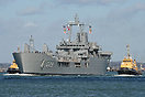 Formerly with the Royal Navy as the RFA Sir Galahad and retired in 200...