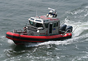 "FDNY Marine Unit RIB (1A) at the Annual ""Blessing of the Fleet&qu..."