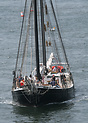 Pioneer was built in 1885, the first of only two cargo sloops built of...
