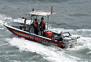 "FDNY fast search and rescue vessel, MO16, seen here at the 2008 ""..."