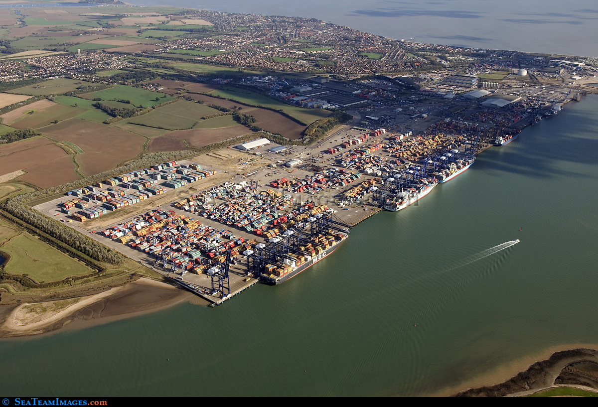 Port of Felixstowe