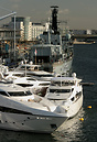 The jewel in Sunseeker's crown during 2007, the Sunseeker 37 Trideck c...