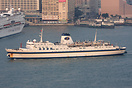 Ji Mei, formerly the Princess Raghnild, provides gambling cruises out ...