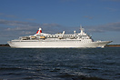Refitted in 2006, Boudicca can accommodate up to 900 passengers in 437...