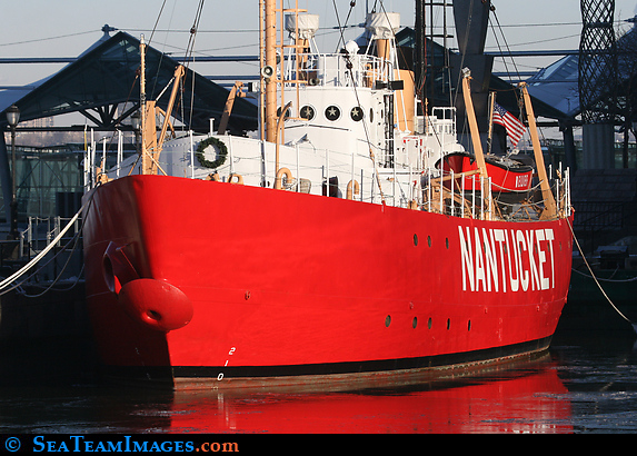 Lightship 'Nantucket'