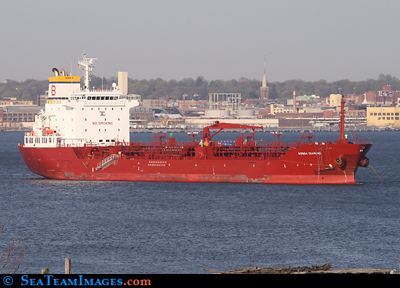 Tanker 'Songa Diamond'