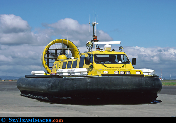 Auckland Airport Hovercraft