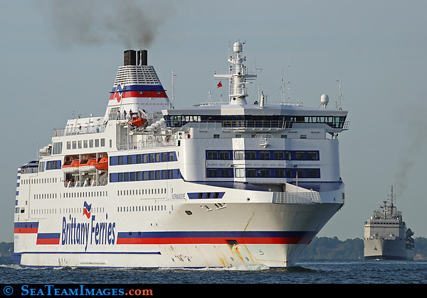 Brittany Ferries 'Normandie'