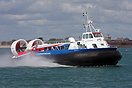 "Hovertravel's newly refurbished ""Freedom 90"" now sporting ww..."