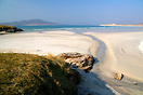 Traigh Sheileboist. Typical of the beautiful, deserted beaches on the ...