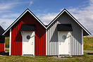 Swedish Beach Huts