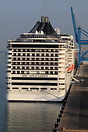 MSC Splendida is Fantasy-class cruise ship operated by MSC Cruises see...