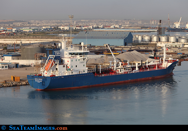Tanker 'Bitflower'