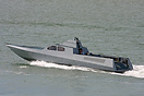 Latest stealth technology for the Royal Marines SBS. This vessel will ...