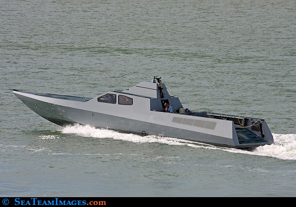 SBS Stealth Boat