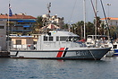 The patrol boats in the Gendarmerie Maritime service are named after r...