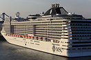 MSC Splendida is a fantasy-class cruise ship operated by MSC Cruises s...