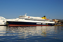 The Ariadne docked at Piraeus. It presently it is under time charter t...