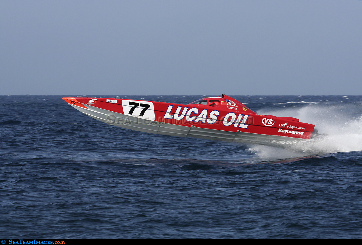 UIM Powerboat P1
