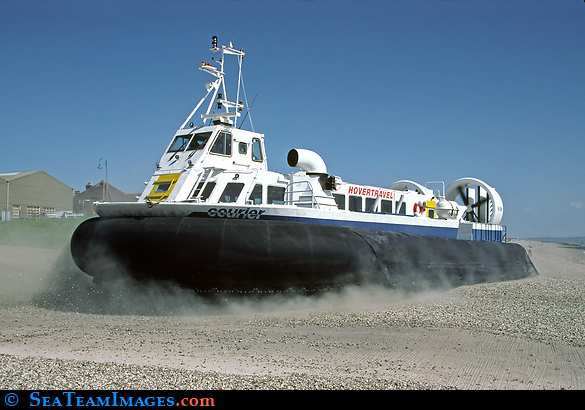Hovertravel AP1-88 Courier