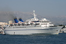 Abou Merhi Cruises 'Orient Queen' is a 16,000-ton cruise ship built in...