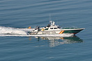 The Rodman 55 interceptor is 17m in length fast patrol boat and can ac...