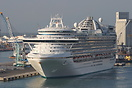 Ruby Princess is a Grand-class cruise ship owned and operated by Princ...