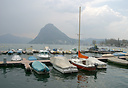 Lugano Harbour