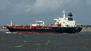 Bunga Melati Dua departing Liverpool bound Rotterdam after discharging...