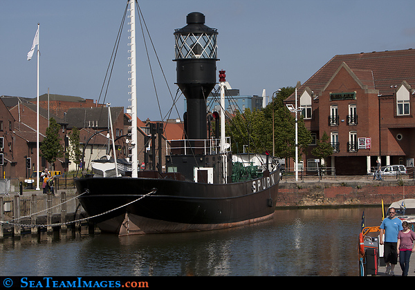 Spurn - LV No 12 Lightship