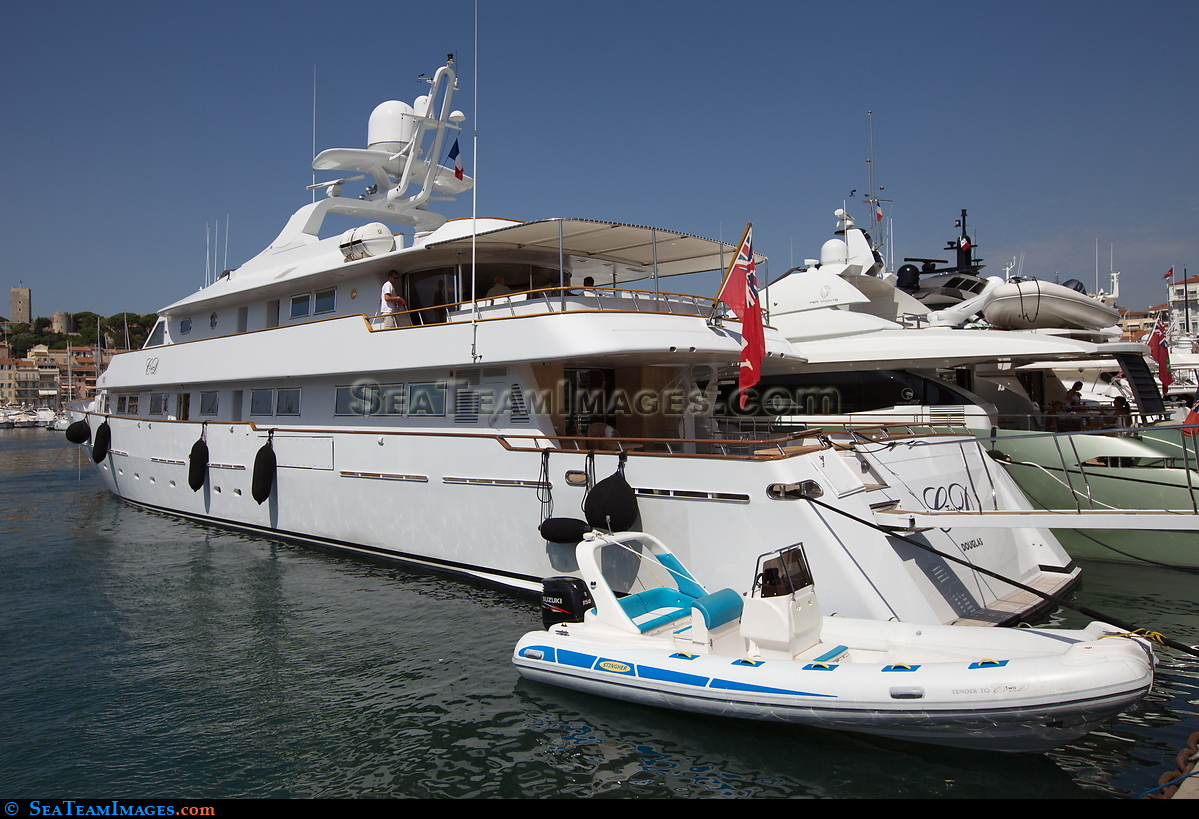 Superyacht 'CD TWO'
