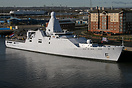 P840 Holland is one of the four Offshore Patrol Vessels (OPV) ordered ...