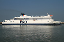 MS Spirit of France is a cross-channel ferry operated by P&O Ferri...