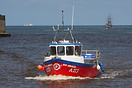 Private Small Trawler 'Boy Andrew' seen here returning to Whitby after...