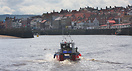 Private Small Trawler 'Boy Andrew' seen here returning to base after a...