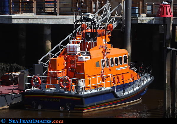 RNLB George and Mary Webb