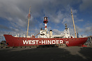 Westhinder was in service from 1950 till 1994 and the last Lightship e...