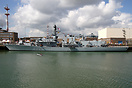HMS Argyll was laid down in March 1987 by Yarrow Shipbuilders at Glasg...