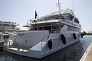 "Ineke IV (formerly Hakim) is a 39.62m (129'11""ft) motor yacht, cu..."