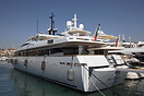 Baglietto Motor yacht Apache II built in 2009 is a superyacht measurin...