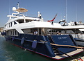 Baglietto 2011 luxury motor yacht Oxygen can sleep 10-11 guests in 5-6...
