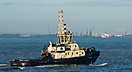 Svitzer Tug Ormesby Cross Working the River Tees