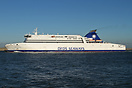 Dieppe Seaways is a fast ropax ferry currently operated since the 7th ...