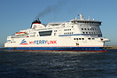 MS Rodin is a ropax ferry owned by MyFerryLink and currently on servic...